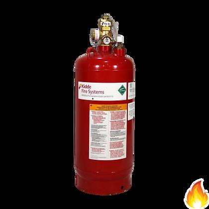 Kidde / Novec1230 ECS-500 Series 125lb. (51L) Cylinder / 45-550121-001