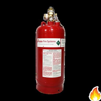Kidde / FM200 ECS-360 Series 125lb. (51L) Cylinder / 90-100125-001
