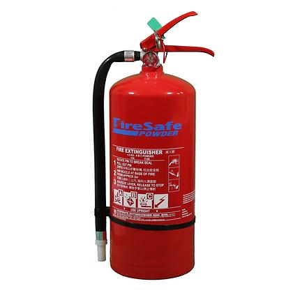 Firesafe 4.5KG ABC 乾粉式滅火筒 (EED 45)