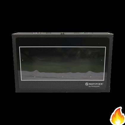 Notifier / Backbox, SurfaceMount, INA, ACS/SCS Backbox, Black / ABS-4D