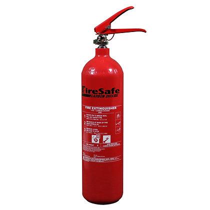 FireSafe 2KG二氧化碳滅火筒 (EEC 2e2)