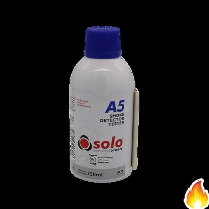 Solo / Smoke Detector Tester Aerosol (250ml) / A5