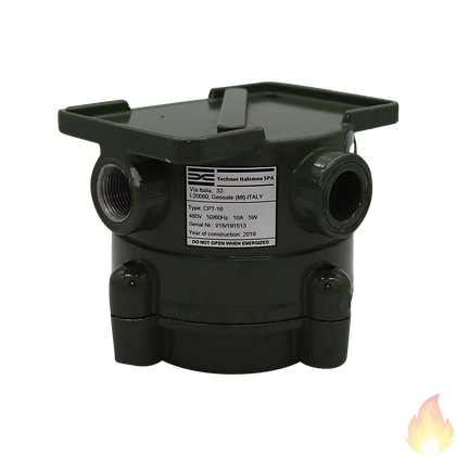 Technor Italsmea SPA / Ex-proof Junction Box (2pole M20) w/Terminal / CPT-16