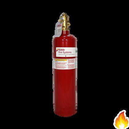 Kidde / Novec1230 ECS-500 Series 70lb. (28L) Cylinder / 45-550070-001