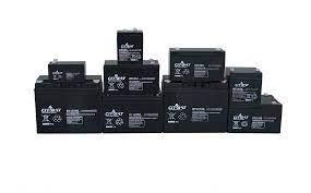 Citibat / Lead Acid Battery 12V 7.2AH / RT1272