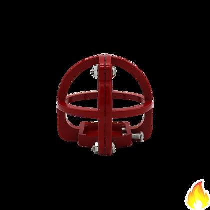 Sprinkler Cover/ 紅色花灑罩