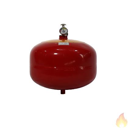 ZHEAN Automatic dry powder fire extinguisher 8kg (21M3) / FZX-ATP8/1.2乾粉吊波