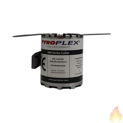 """Pyroplex / Pipe Collar 4hrs 1.5"""" (44mm)"""