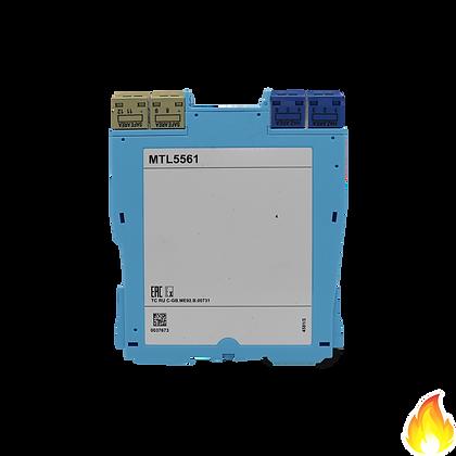 MTL / Intrinsically Safe Isolator 2-Channel / MTL5561