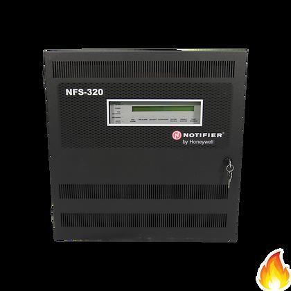 Notifier / Intelligent Fire Alarm Panel 1 Loop, 240VAC / NFS-320E