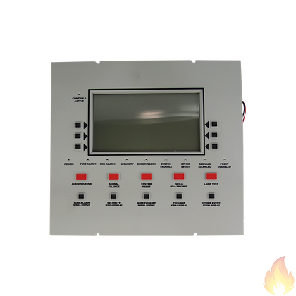 Notifier / 160 Character Display Annunciator / LCD-160