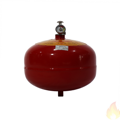 ZHEAN Automatic dry powder fire extinguisher 6kg (15M3) / FZX-ATP6/1.2乾粉吊波
