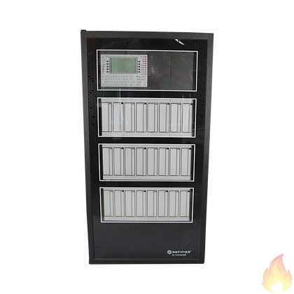 Notifier / NFS2-3030 AFA Panel (9 loop) with 576 pts Annunc. / NFS2-3030