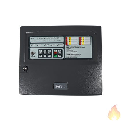 GST / Conventional Fire Alarm Panel, 8 zone / GST108A