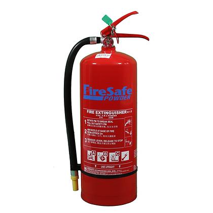 Firesafe 6KG ABC 乾粉式滅火筒 (EED 6)