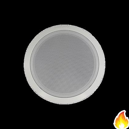 "Honeywell / 6.5"" Fire Proof Metal Ceiling Loudspeaker / L-VCM6A/EN"