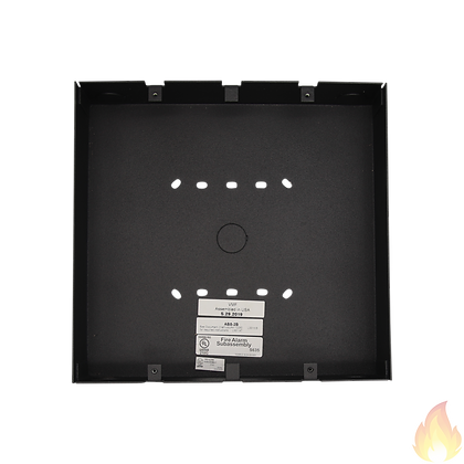 Notifier / Annunciator Surface Box, Mounts 2 Annunc. Modules / ABS-2B