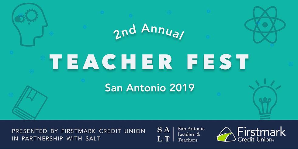 2nd Annual SA Teacher Fest