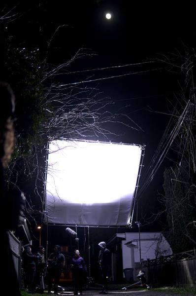 Behind-The-Scene