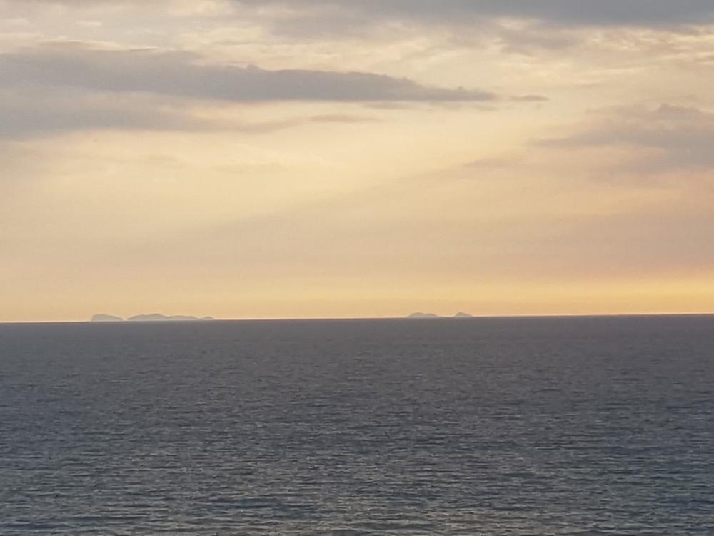 tramonto terso - limpid sunset