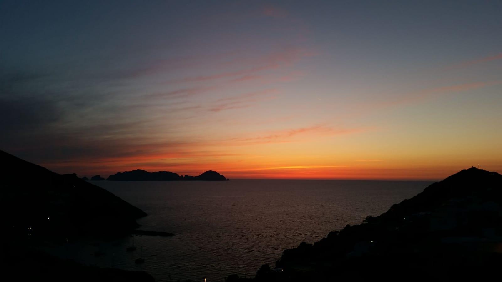 tramonto di fine stagione 2018