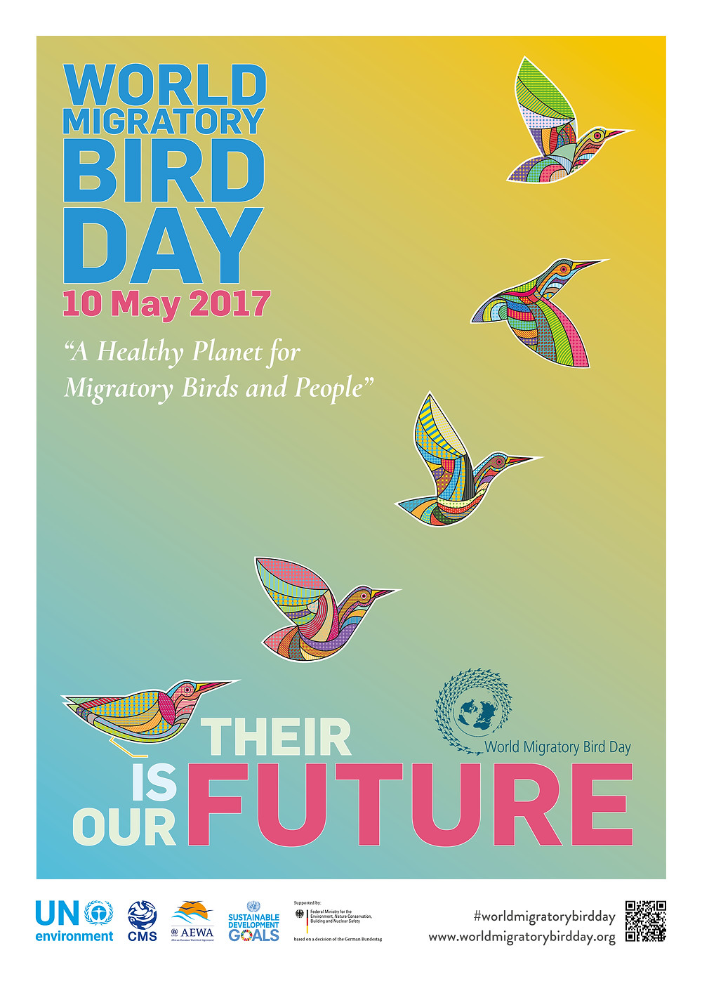 Migratory bird day 2017