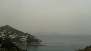 Maletiempo... Bad weather
