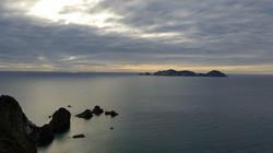 tramonto giorno 1