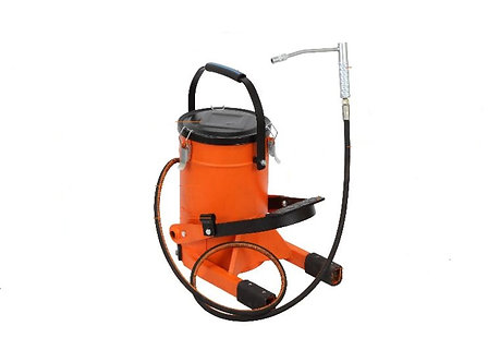 HIGH PRESSURE FOOT OPERATED GREASE PUMP