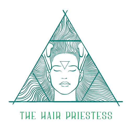 Hair Priestess Logo