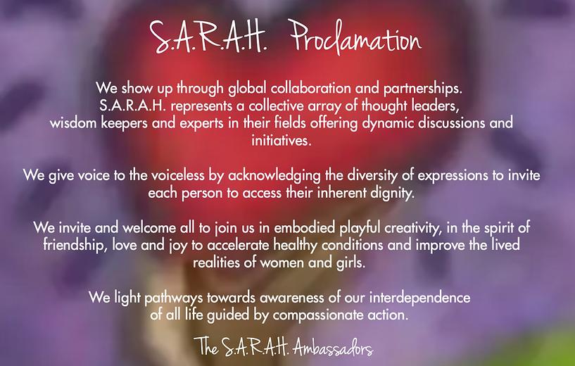 SARAH Proclamation by Ambassadors.png