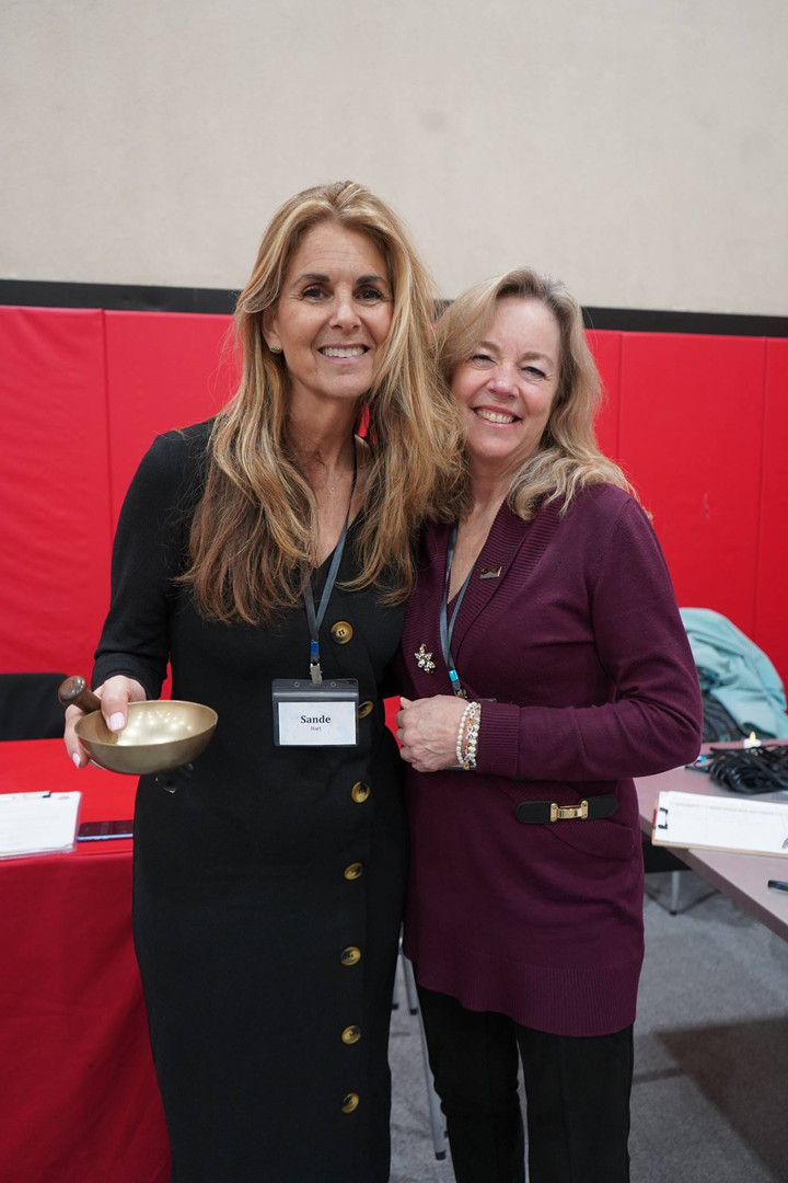 Co-Founders Sande Hart and Brenda Gustin