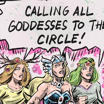 The Goddess Files
