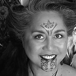 Indigenous Grandmother Arapata