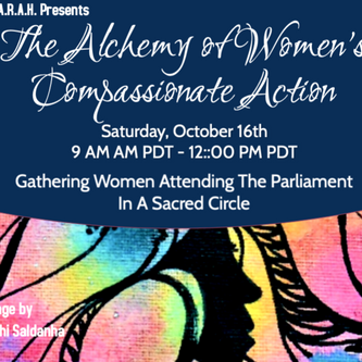 The Alchemy of Women's Compassionate Action