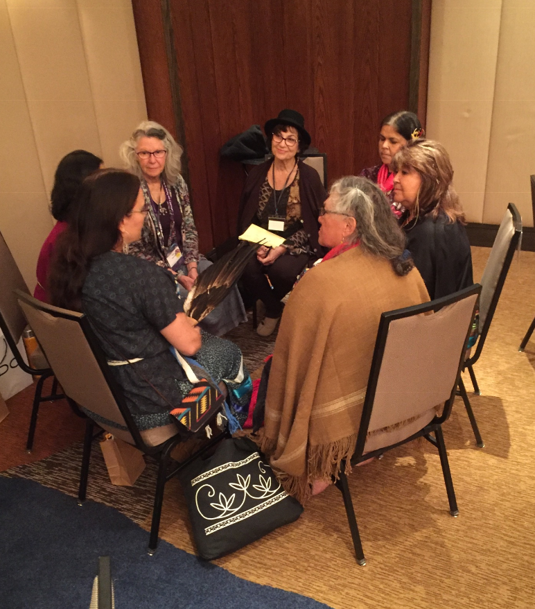 In advance of the Parliament of World's Religions in Toronto - SARAH, Circle Connections, Union with the Heart