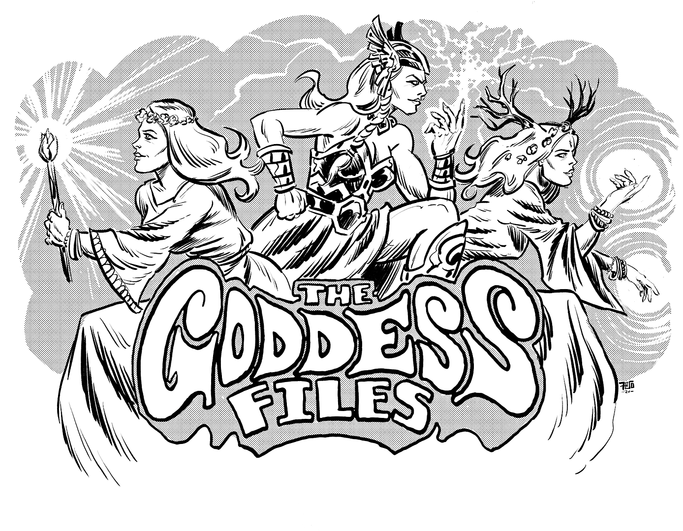 The Goddess Files