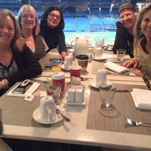 Breakfast With WG Leadership (missing is Joan Marie)