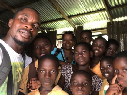 School at Nzulezo