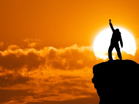 The Way to Success is through Self-Enhancement