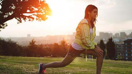 Workout in Addiction Recovery