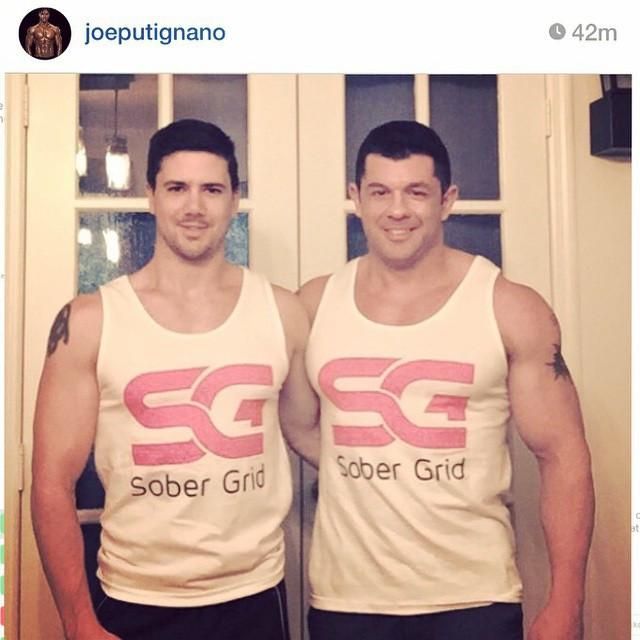 Sober Grid Spotlight: Joe Putignano