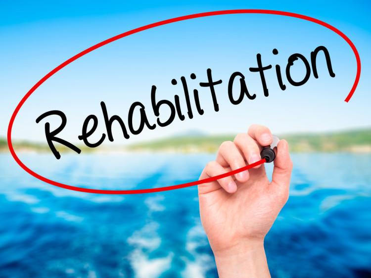 Rehabs are a good option