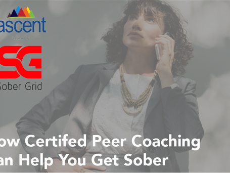 How Peer Coaching Can Help You Get Sober