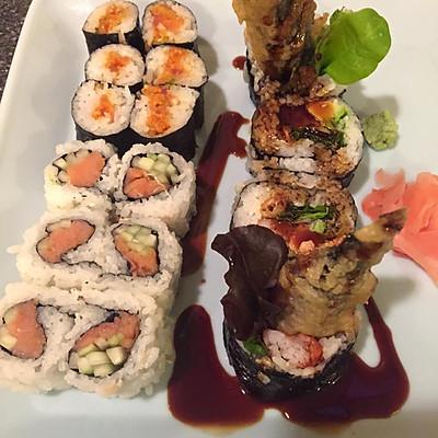 Sushi Bar Dishes