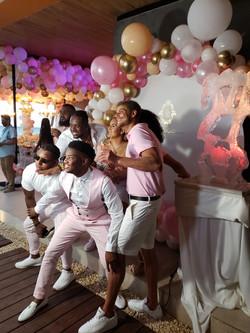 Playa Del Carmen Birthday Party