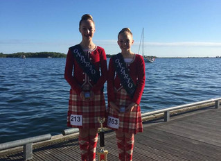 Congratulations to Jaclyn Stewart and Charlotte Stewart, representing Ontario at SDCCS 2018!