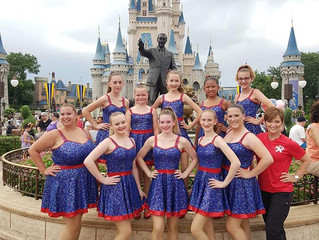 Congratulations to our 2018 Dance The World Disney performers!