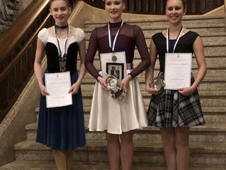 BATD Sadie Simpson Highland Dance Scholarship Results