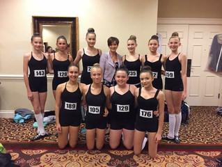 Dancers Chosen to Attend Highland Scholarship in Nashville!
